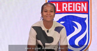 Captain Wendie Renard message for OL Reign